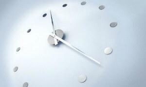 A szerelő időbeosztása