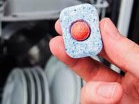 Részletes tájékoztató a mosogatógépben használt vegyszerekről.