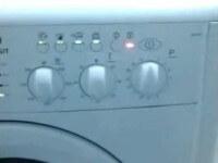 Az Indesit mosógép egyik jellemző hibája