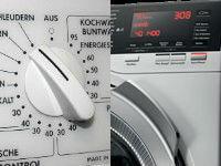Régi, és új, mosógép kezelő felület.
