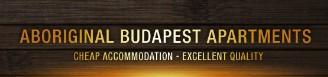 Aboriginal Budapest Apartments logo